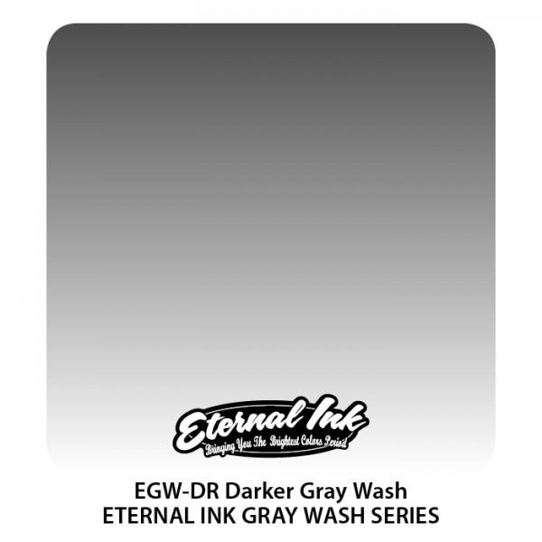 Eternal Ink - Gray Wash / Darker Gray Wash 120ml