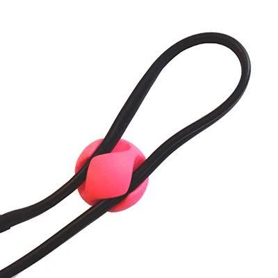 AS - Kabelhalter, 2er Pack [Pink]