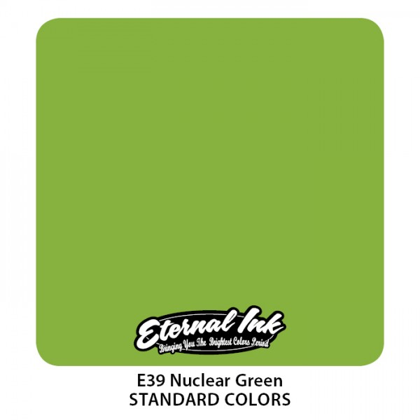 Eternal Ink - Standard Colors / Nuclear Green