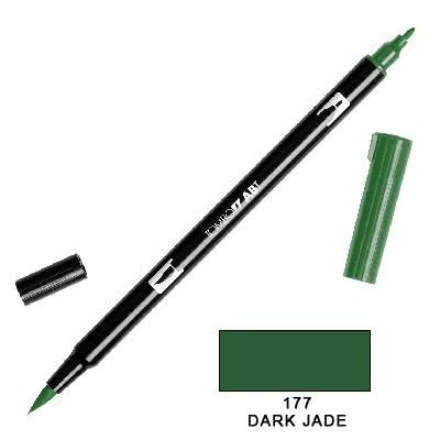 Tombow - ABT Dual Brush [177 Dark Jade]