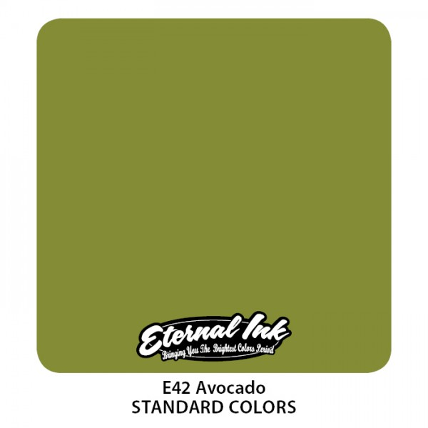 Eternal Ink - Standard Colors / Avocado