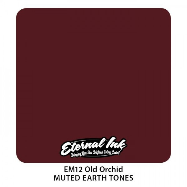 Eternal Ink - Muted Earth Tones / Old Orchid