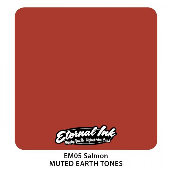 Eternal Ink - Muted Earth Tones / Salmon