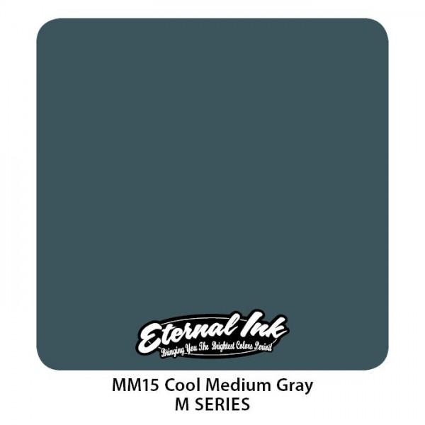 Eternal Ink - M Series / Cool Medium Gray