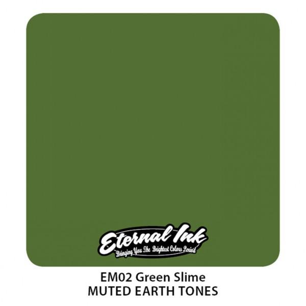 Eternal Ink - Muted Earth Tones / Green Slime [nicht zugelassen]