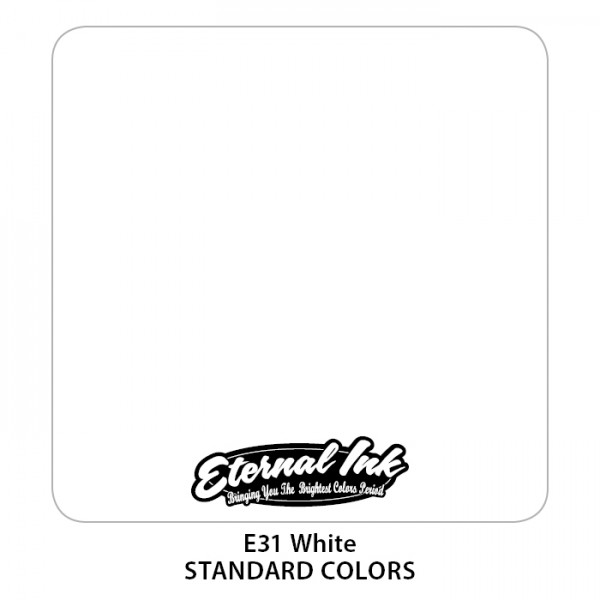 Eternal Ink - Standard Colors / White
