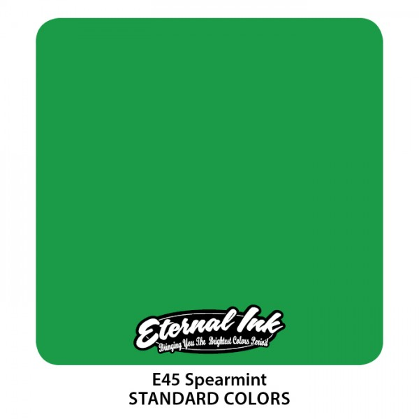 Eternal Ink - Standard Colors / Spearmint Green