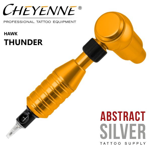Cheyenne | Hawk Thunder + Griffstück 25,4 mm [Orange]