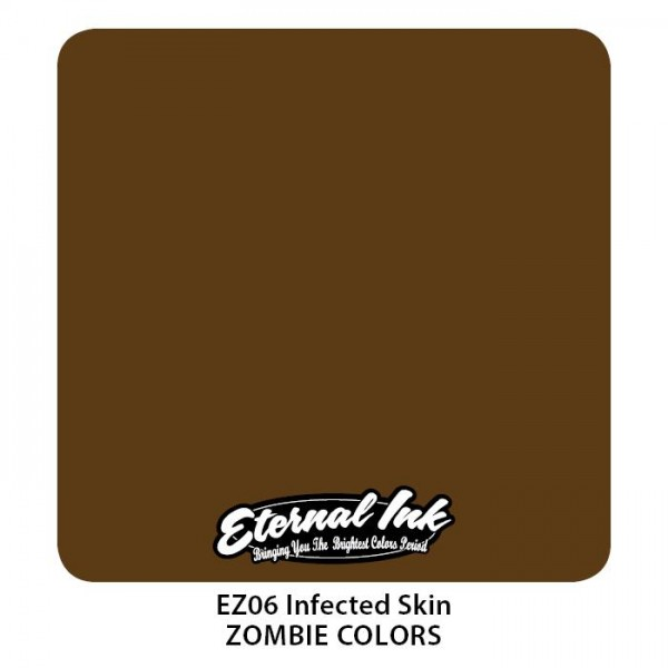 Eternal Ink - Zombie Color / Infected Skin