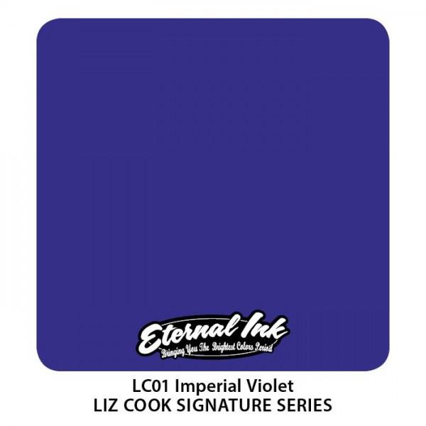 Eternal Ink - Liz Cook Serie / Imperial Violet